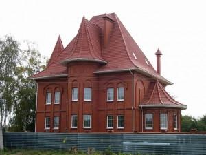 Кирпичные дома в Спб